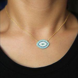 Jewelry - Evil eye necklace 🧿